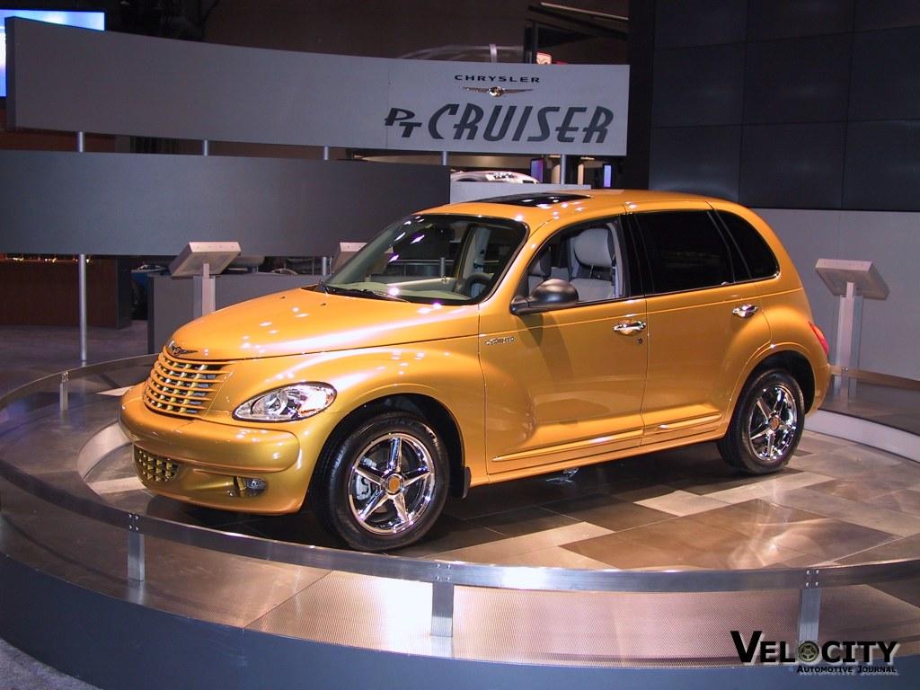 2002 Chrysler PT Cruiser Street Edition