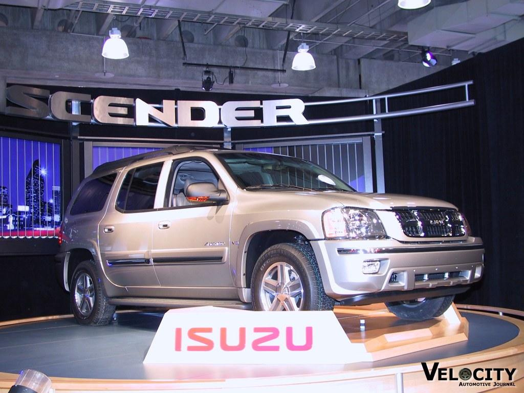 2003 Isuzu Ascender