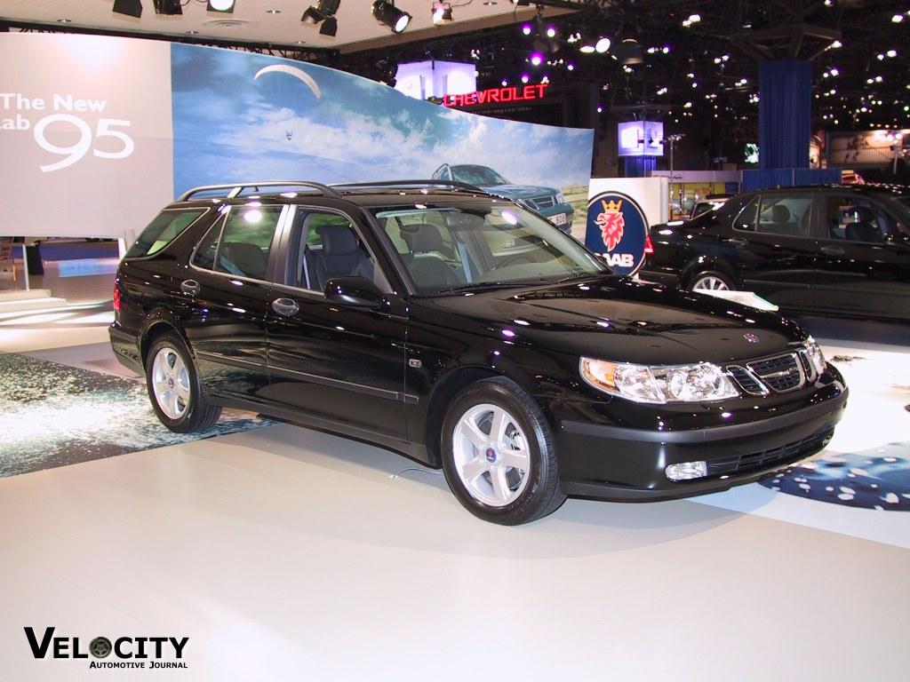 2002 Saab 9-5 Wagon 3.0t
