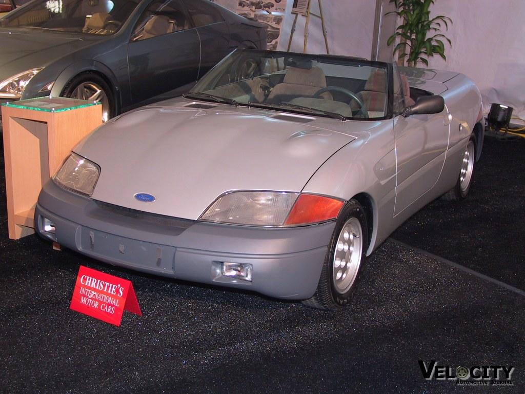 1983 Ford Ghia Barchetta Concept