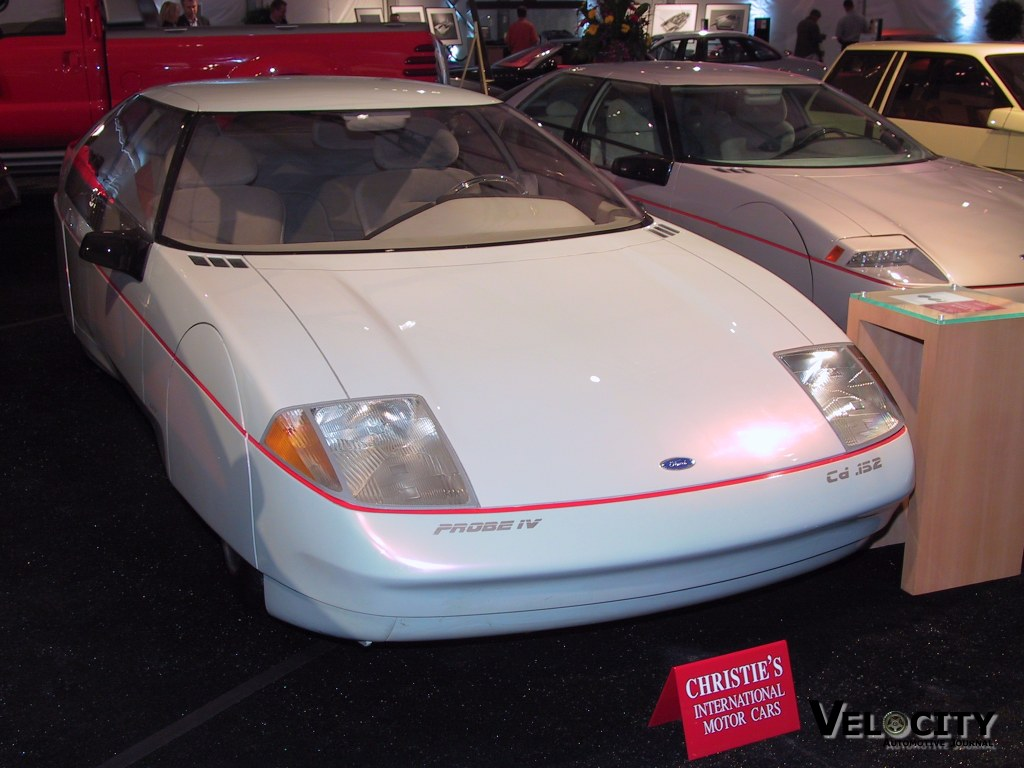 1983 Ford Probe IV Concept