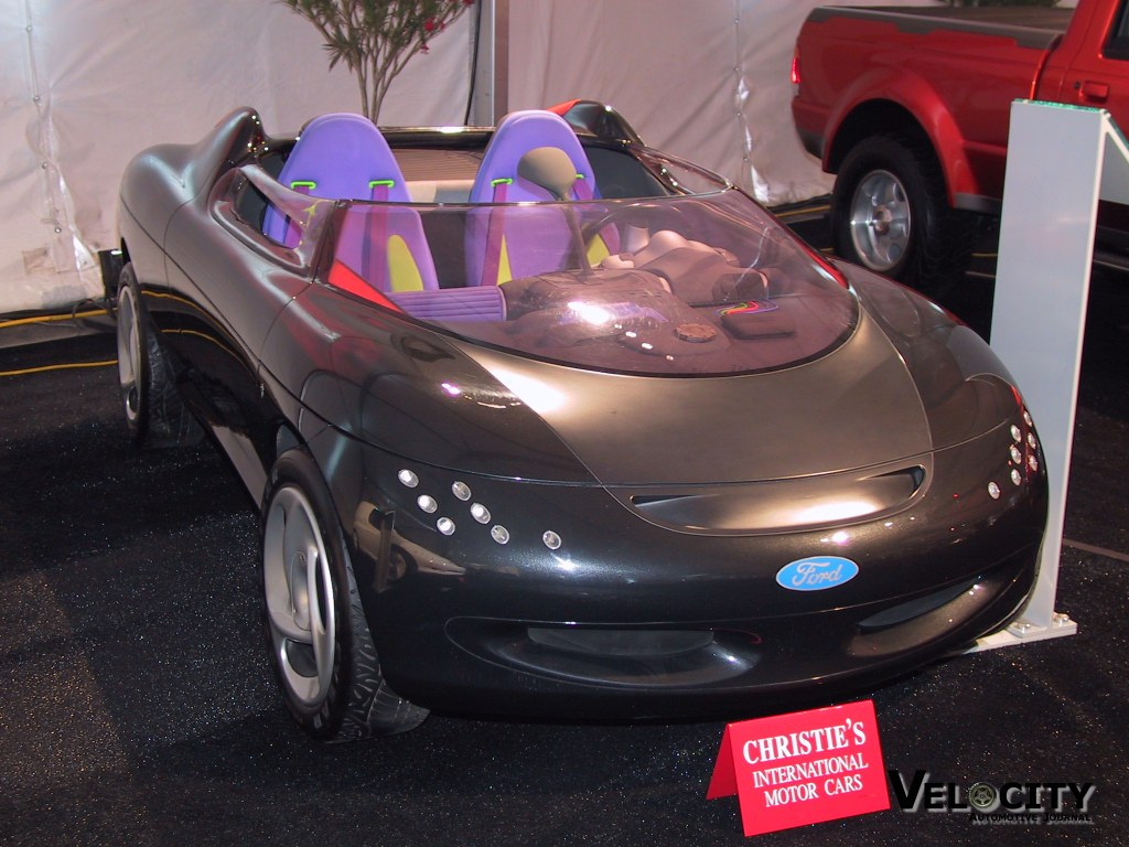 1990 Ford Ghia Zig Concept