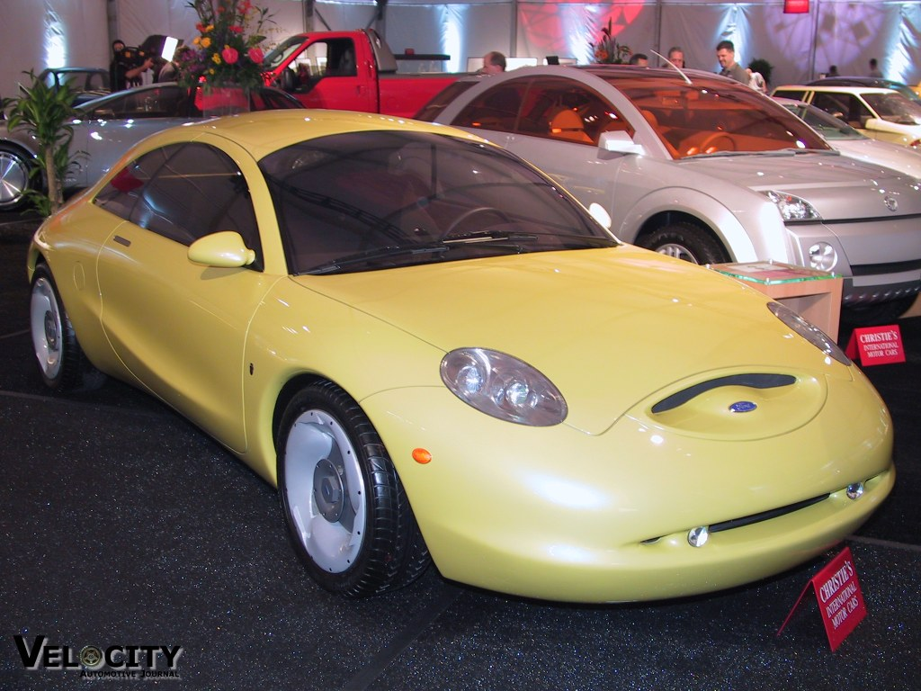 1996 Ford Ghia Vivace Concept