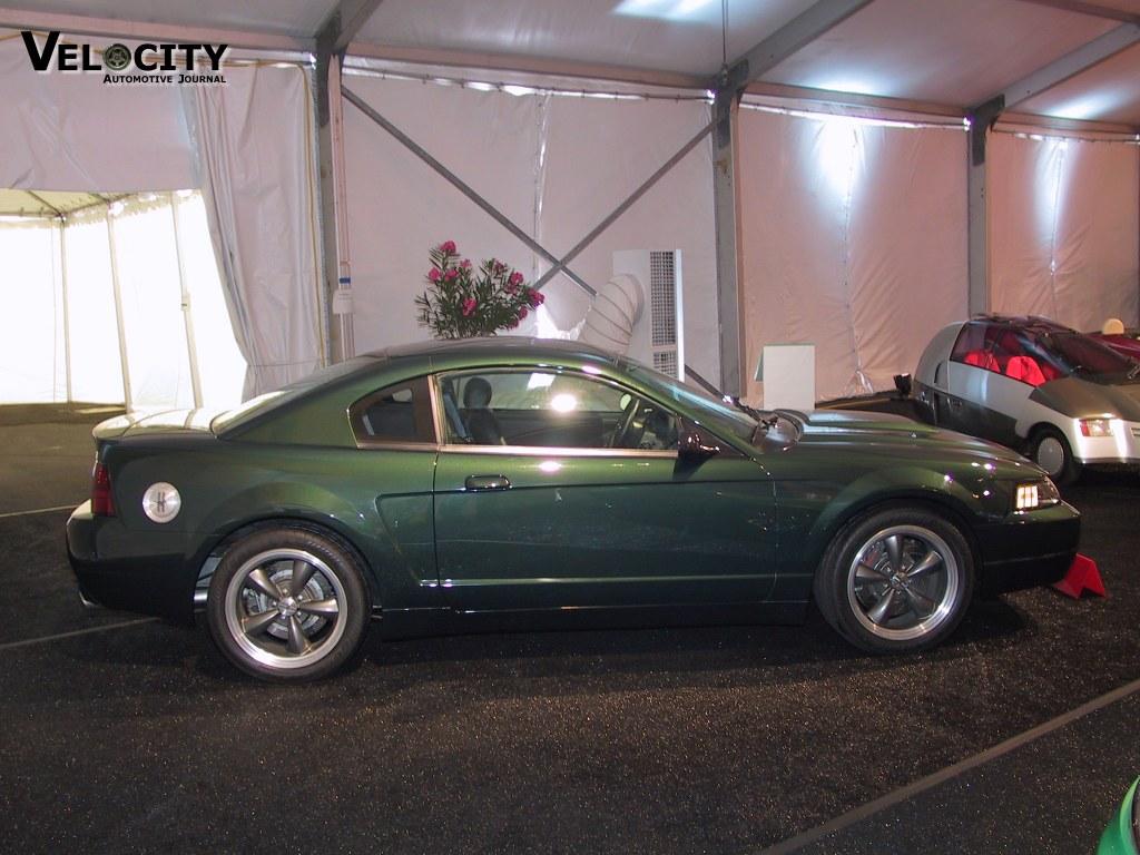 2000 Ford Mustang Bullitt Concept
