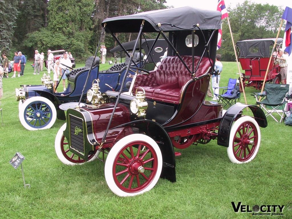 1906 Cadillac Model K Information