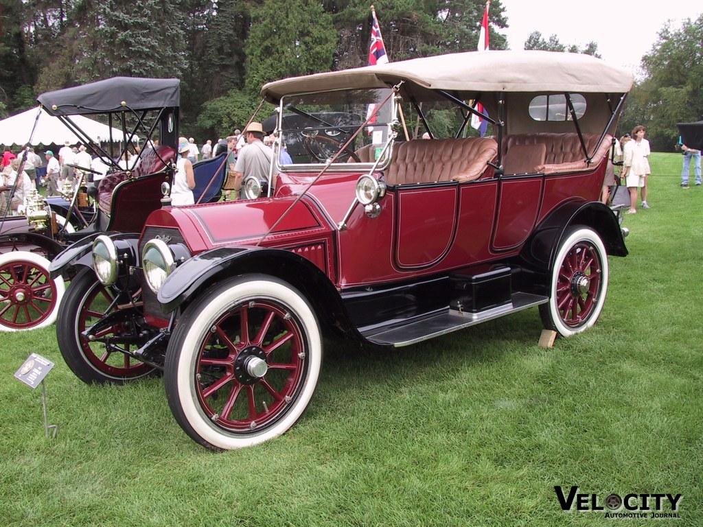 1913 Cadillac Model 30 Six-Passenger Touring Car