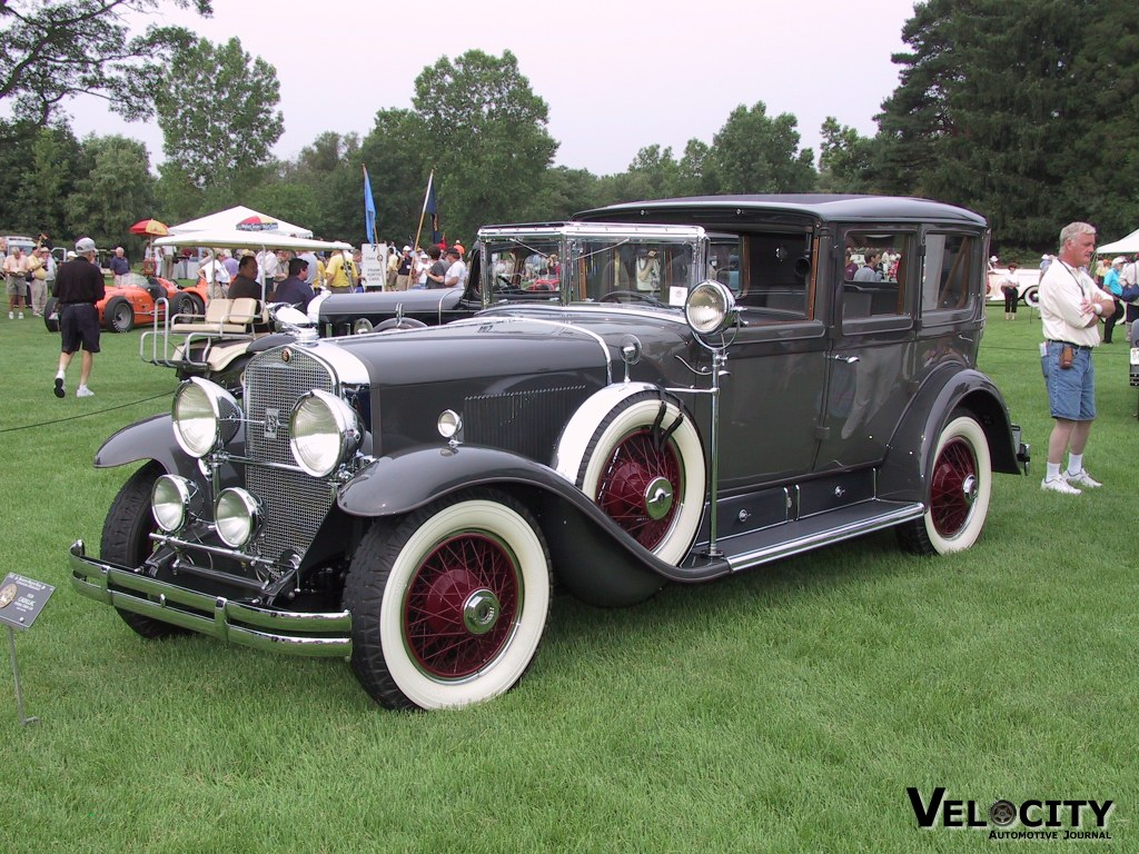 1929 Cadillac Fleetwood Limousine Brougham 3591