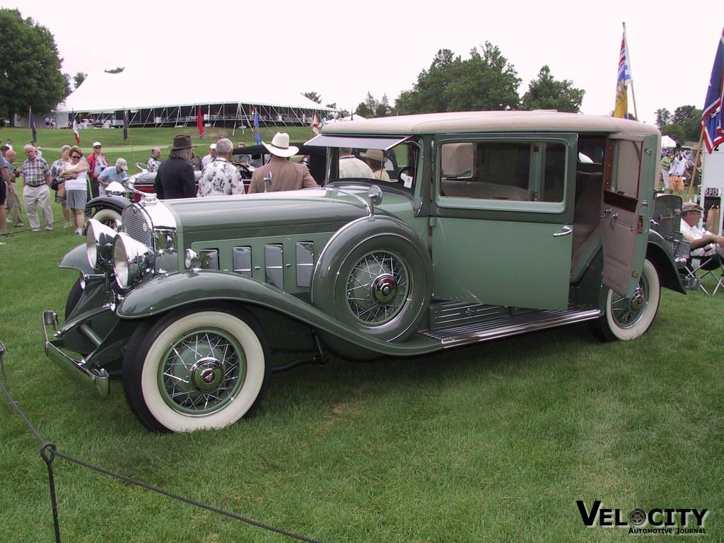 1930 Cadillac Fleetwood Cabriolet Sedan