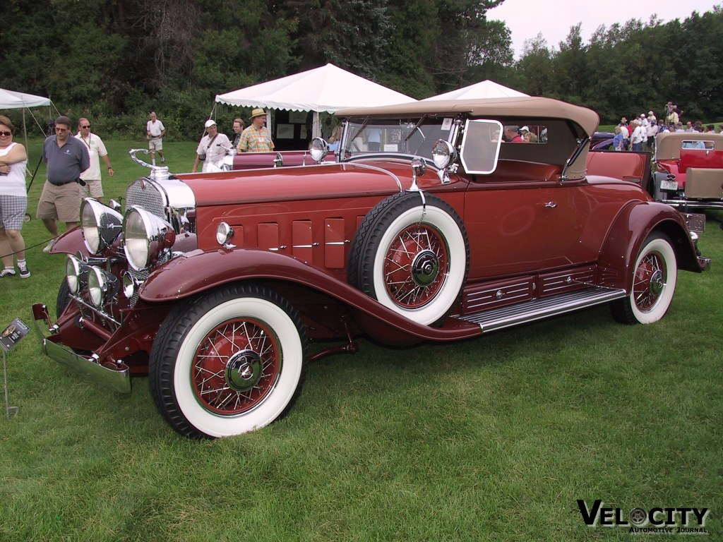 1930 Cadillac Roadster