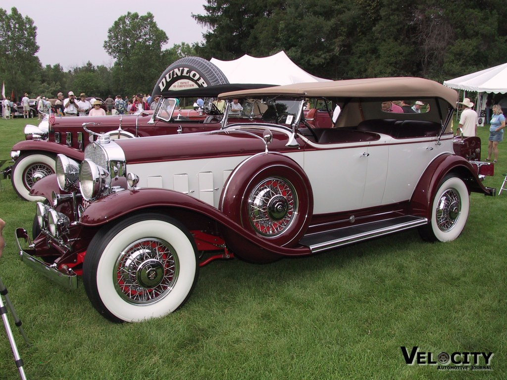 Picture Of 1931 Cadillac V 12 Sport Phaeton