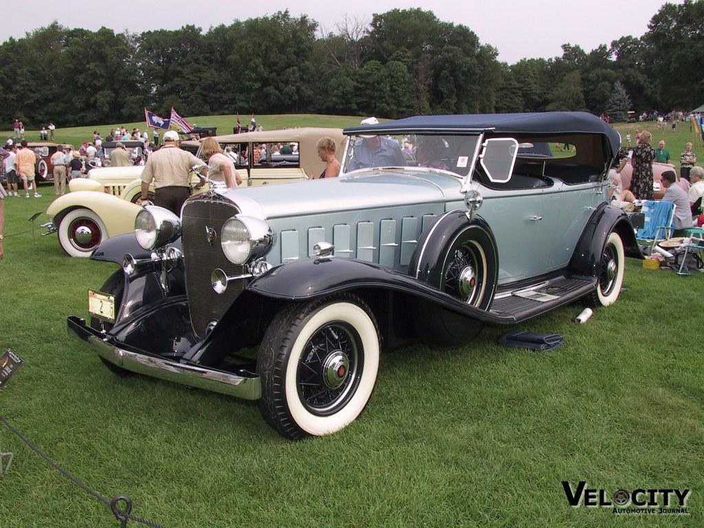 1932 Cadillac V-16 Phaeton