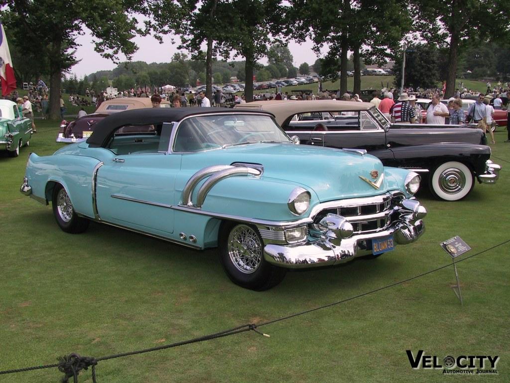1953 Cadillac Eldorado (supercharged)