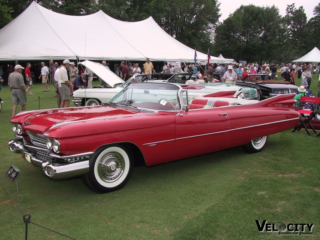 1959 Cadillac Series 62 information