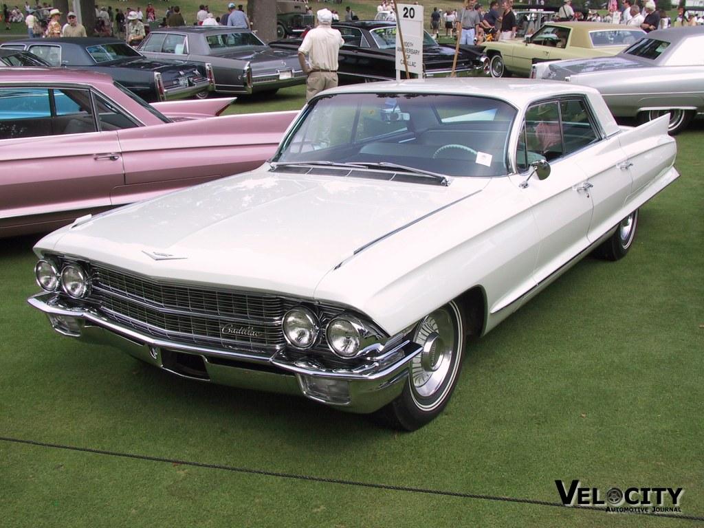 1962 Cadillac Sedan