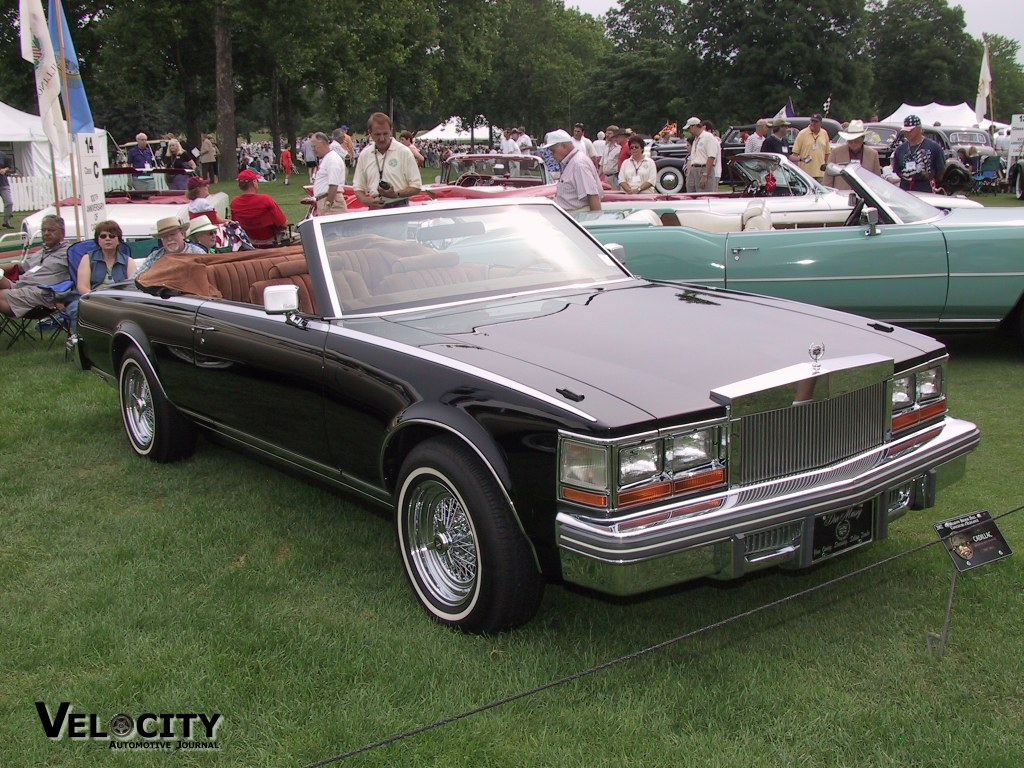 Looking back: Cadillac's Compact for the 70s; 1975 Seville - Page 4