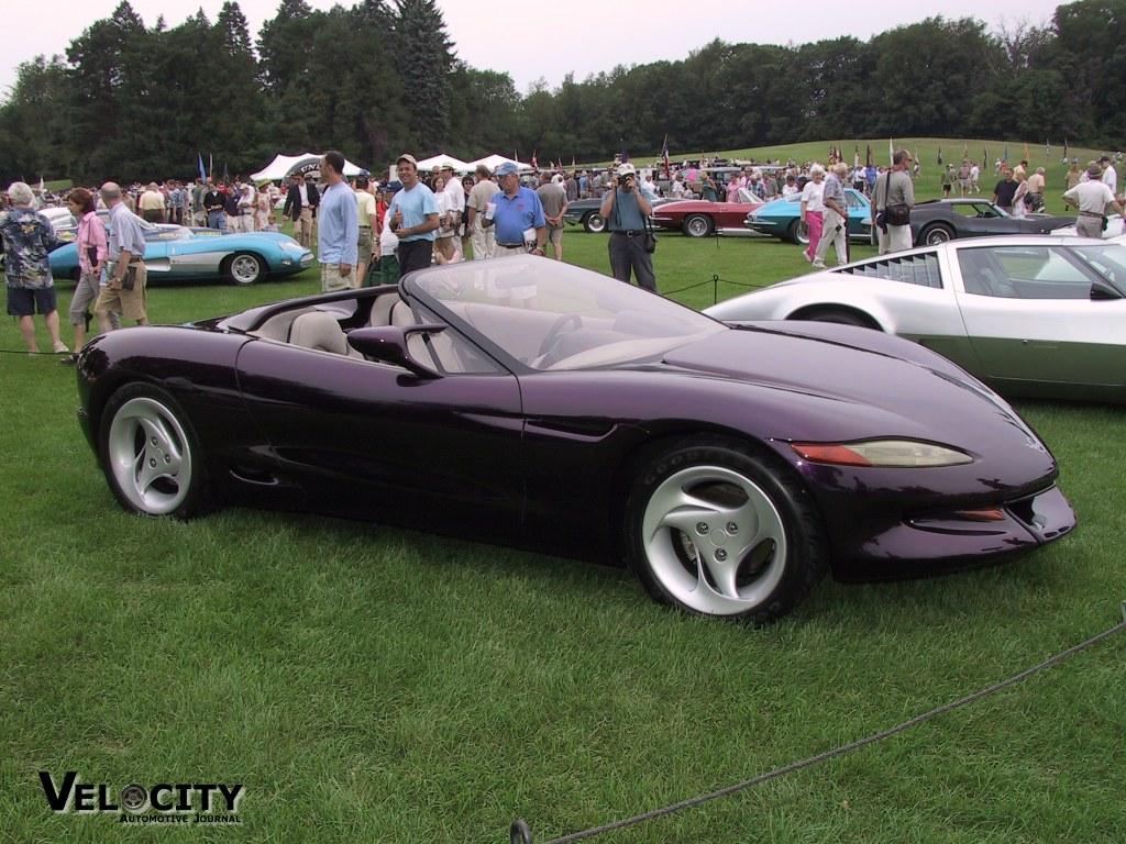 1989 Chevrolet ACC/Stingray III Concept
