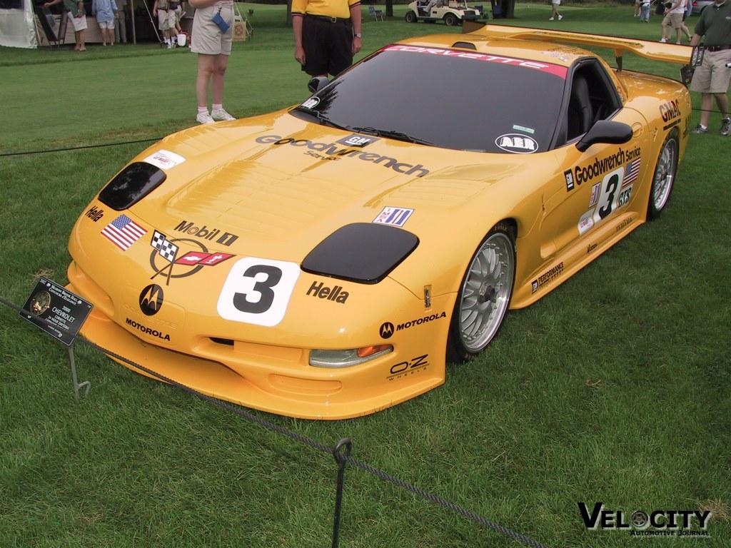 2000 Chevrolet Corvette 24 hour Daytona Race Car (Earnhardt)