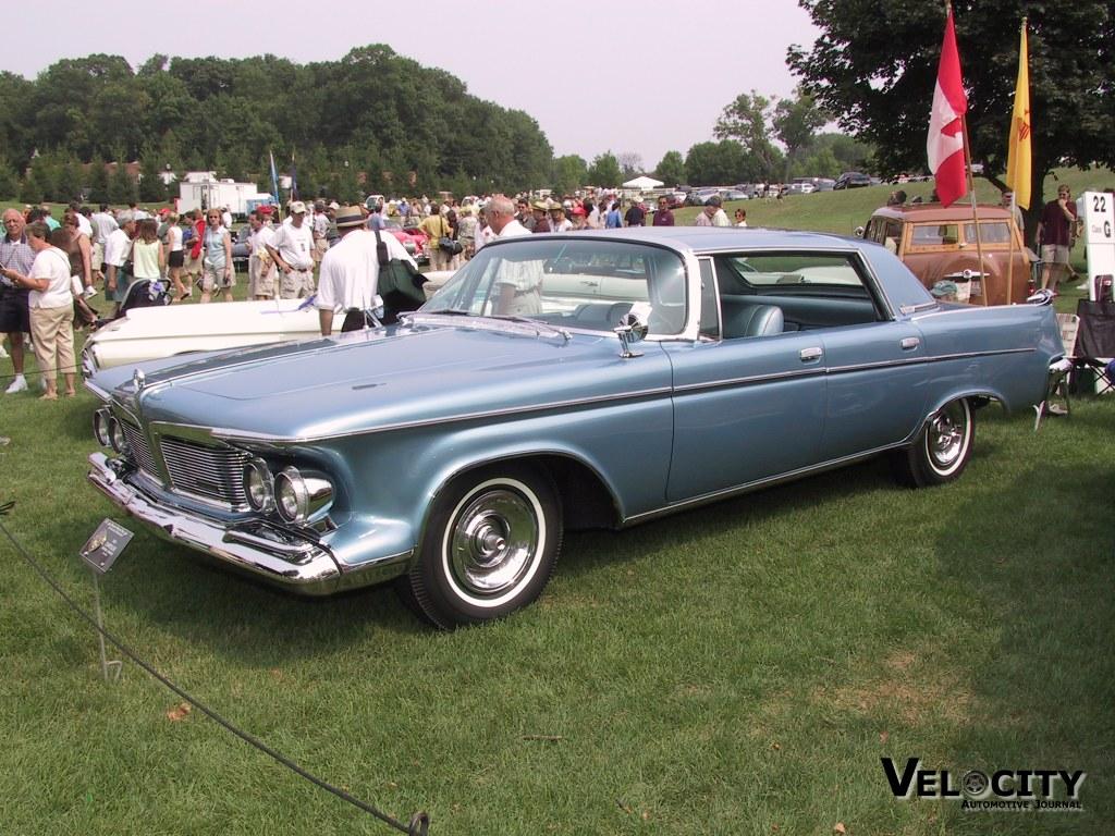 1962 Chrysler Imperial LeBaron