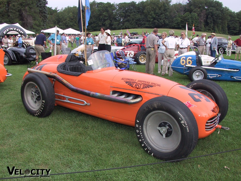 1952 Kurtis 500A Indianapolis Race Car