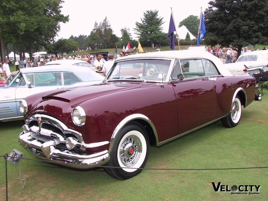 1953 Packard Carribean