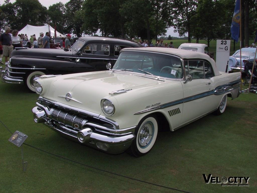 1957 Pontiac Convertible