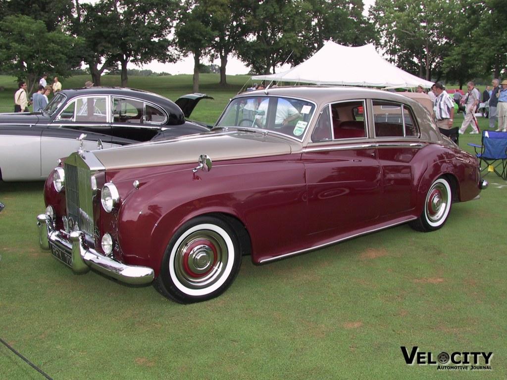 1957 Rolls Royce Silver Cloud