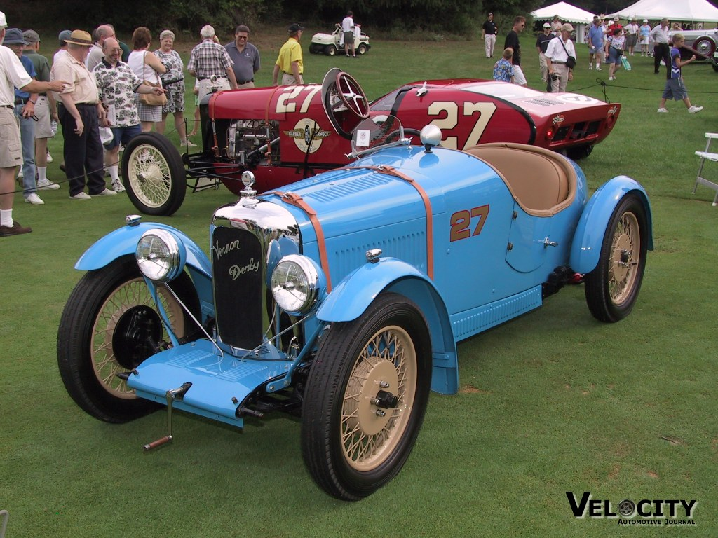 1927 Vernon Derby Race Car