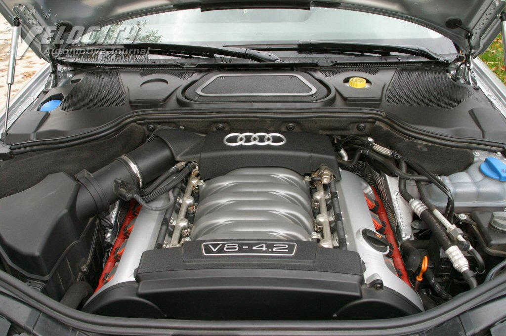 2004 Audi A8 Engine