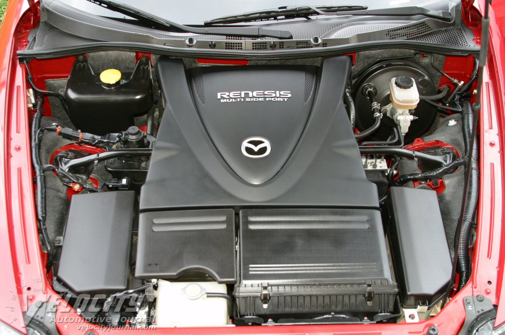 2004 Mazda RX-8 Engine