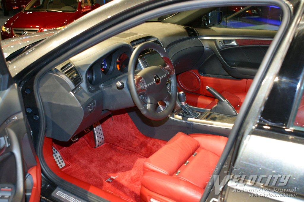 2004 Acura TL A SPEC Concept Interior