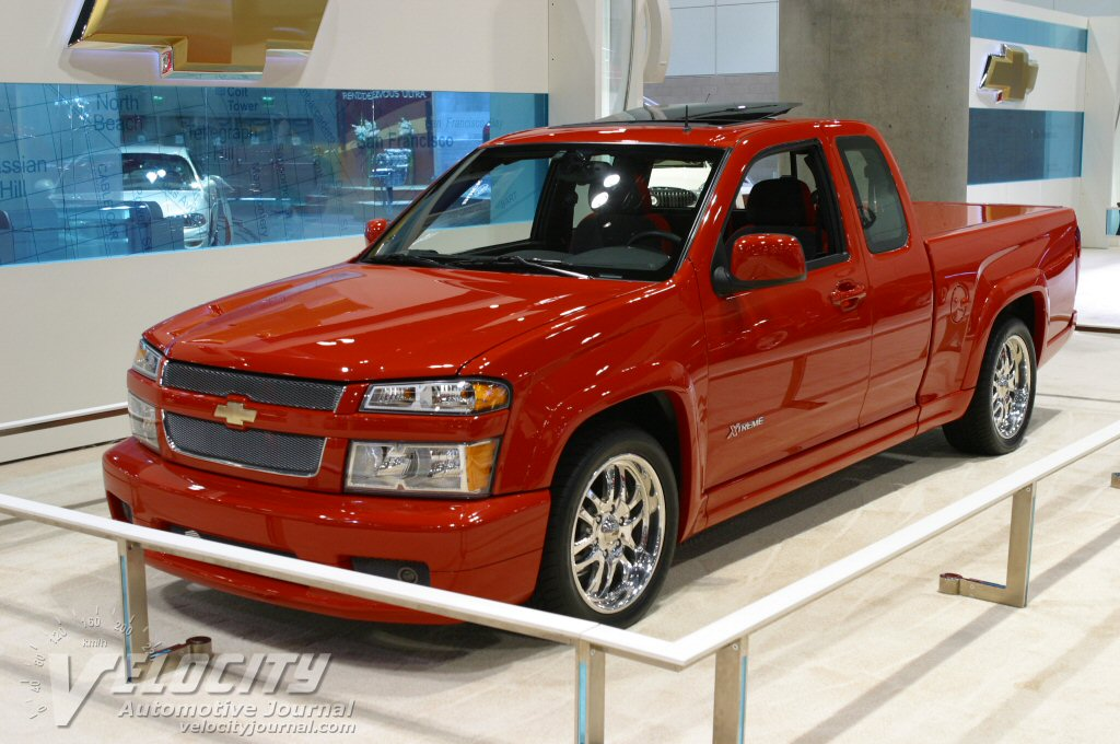 2003 Chevrolet Colorado XTREME