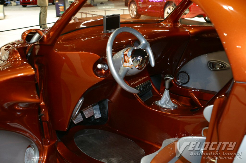 2003 Chrysler PTeazer.com show car Interior