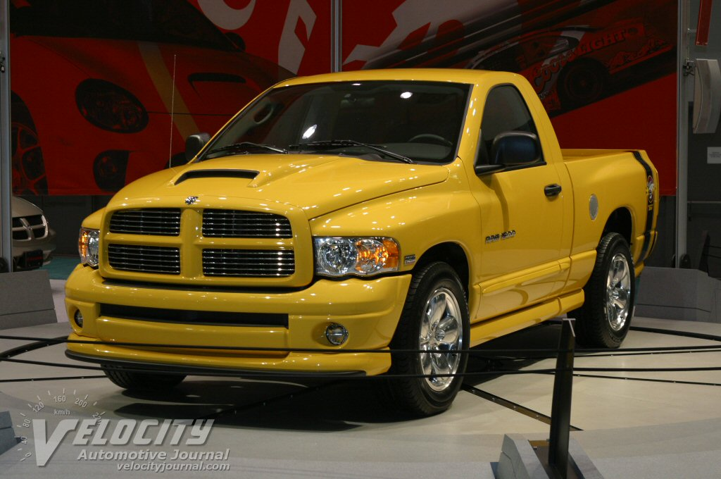 2003 Dodge Ram Rumble Bee Tuner car