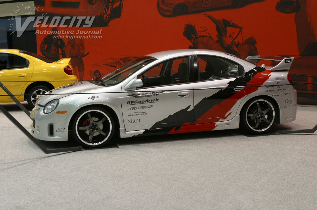 2004 Dodge Neon SRT4 tuner car