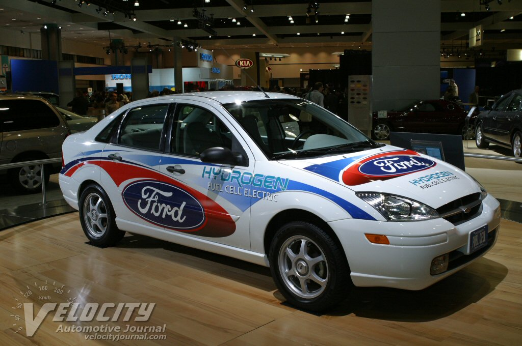 2004 Ford Focus Fuel Cell Vehicle