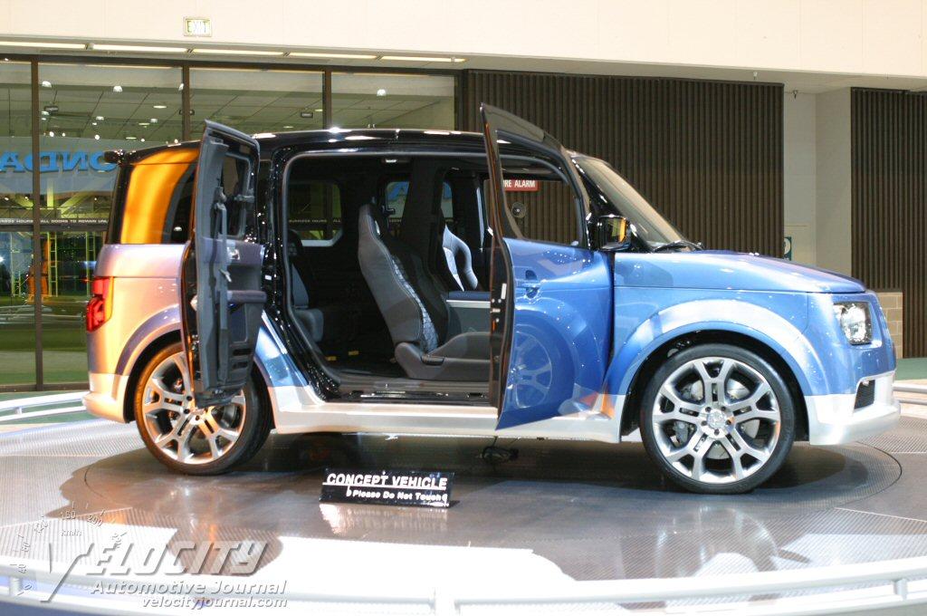 2003 Honda Sema Car Element Concept Pictures