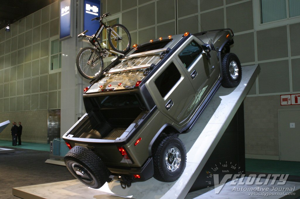 2005 Hummer H2 SUT