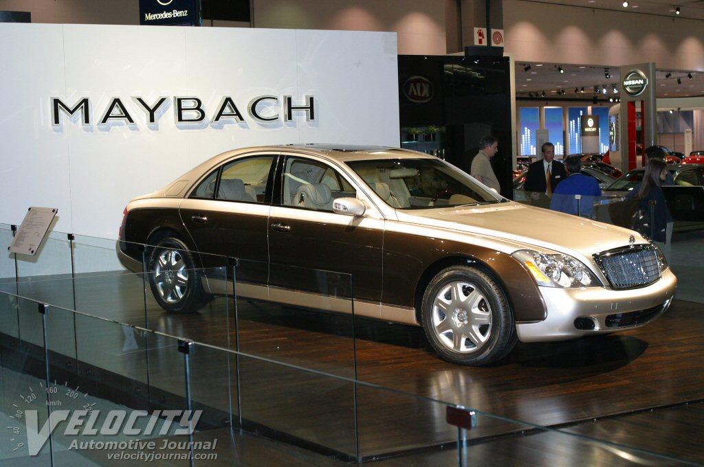 2004 Maybach 57