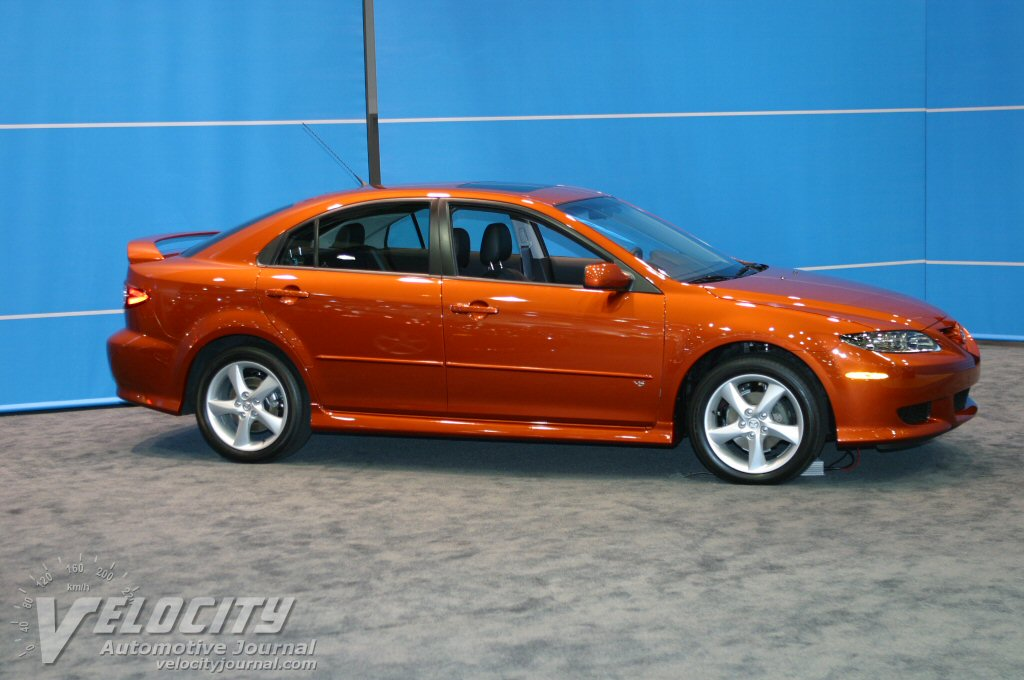 2004 Mazda Mazda6 5d