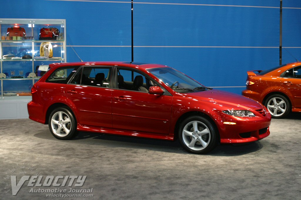 2004 mazda 6 sport wagon the wagon. Black Bedroom Furniture Sets. Home Design Ideas