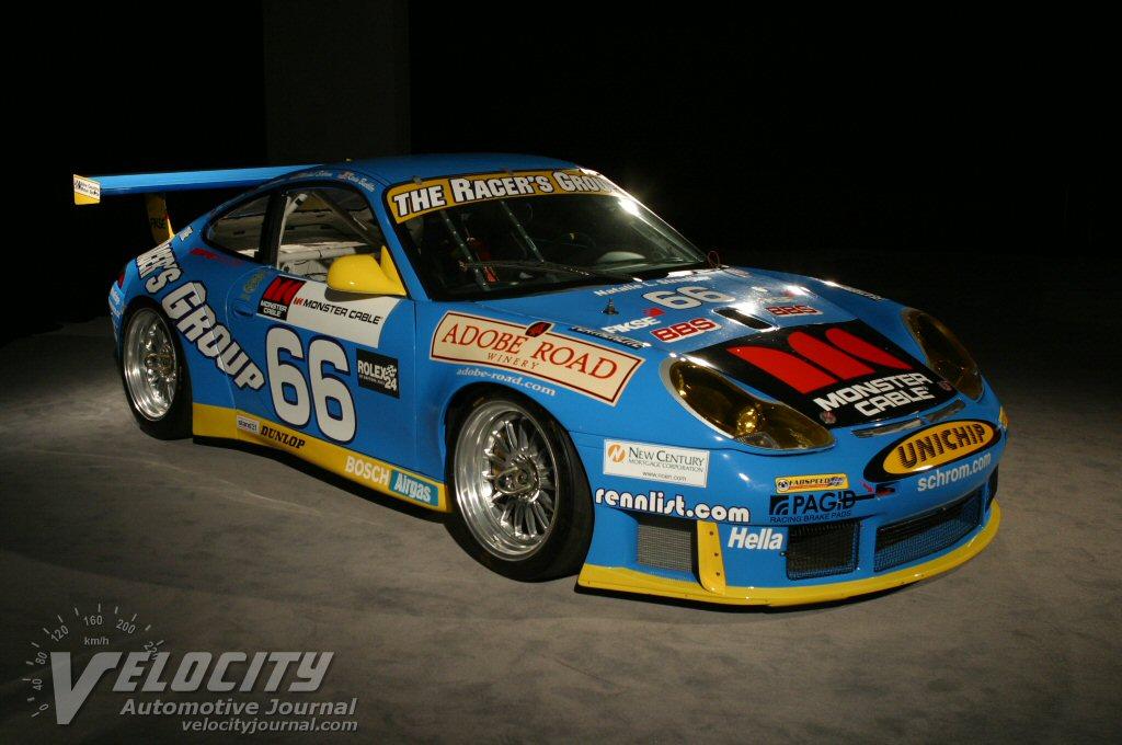 2004 Porsche 911 GT3 Racer