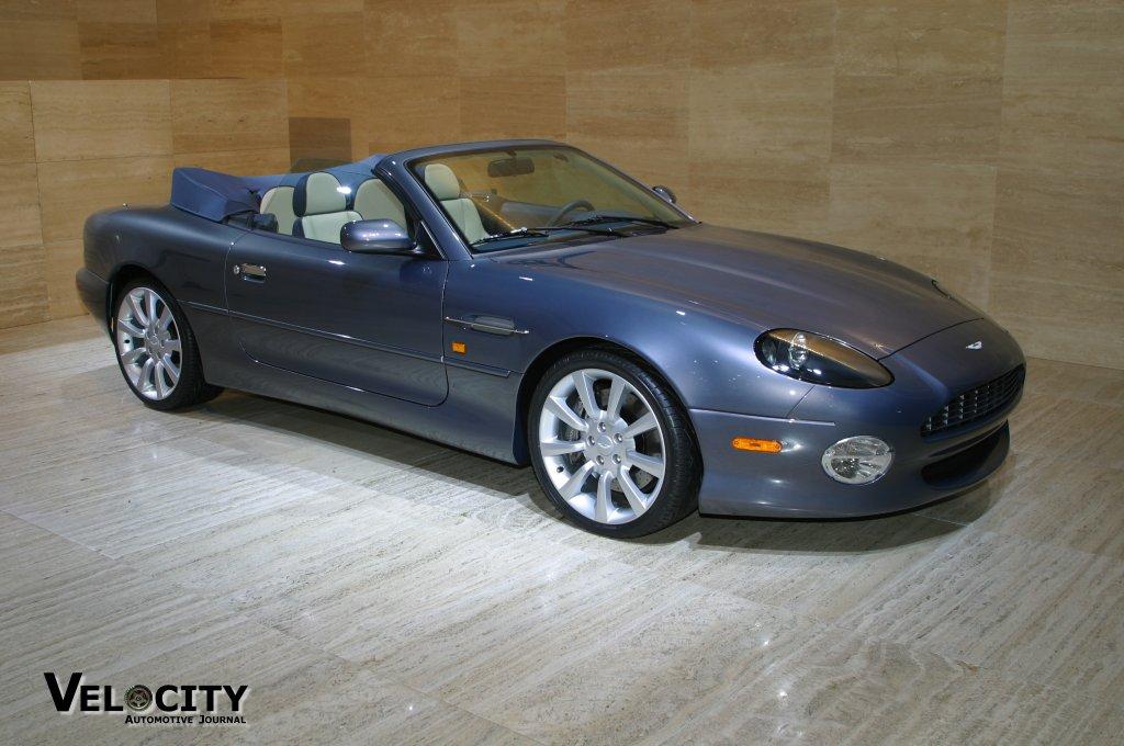 2003 Aston Martin DB7 convertible