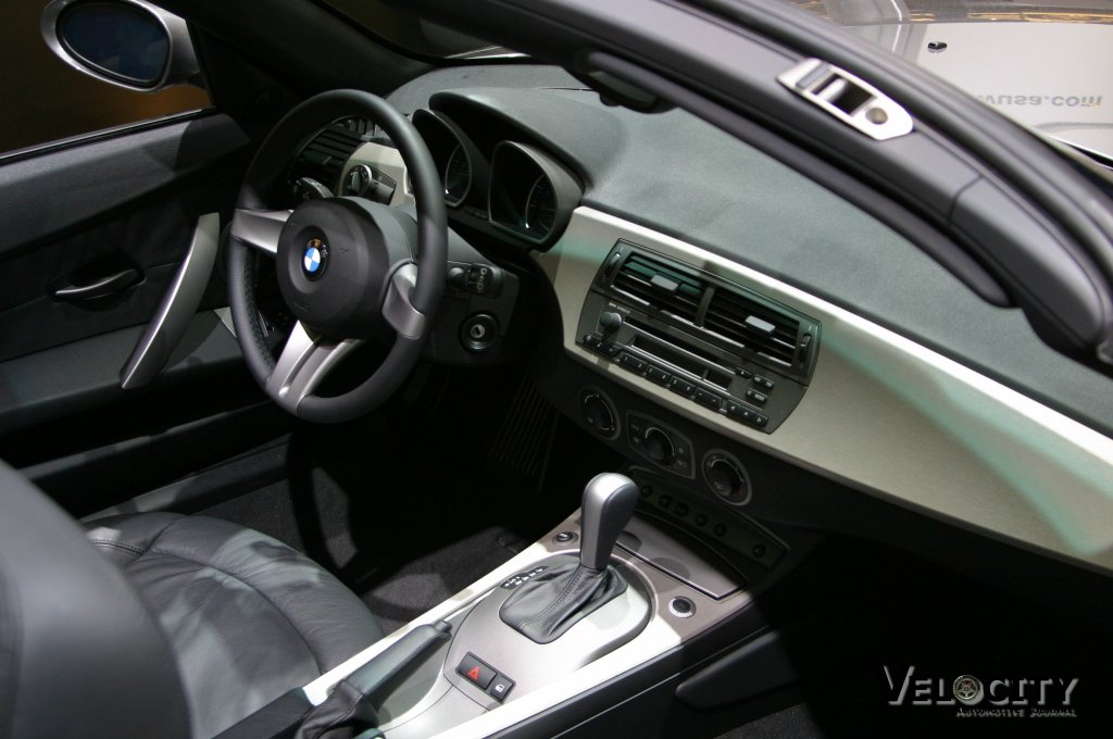 Picture Of 2003 Bmw Z4