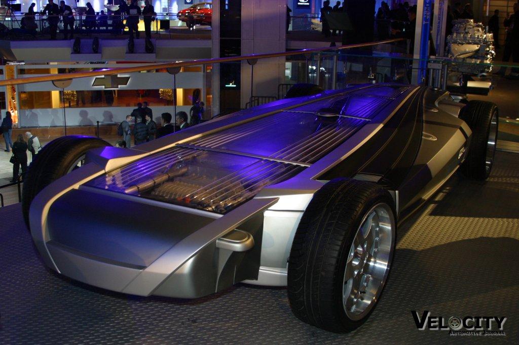 2002 GM Autonomy concept
