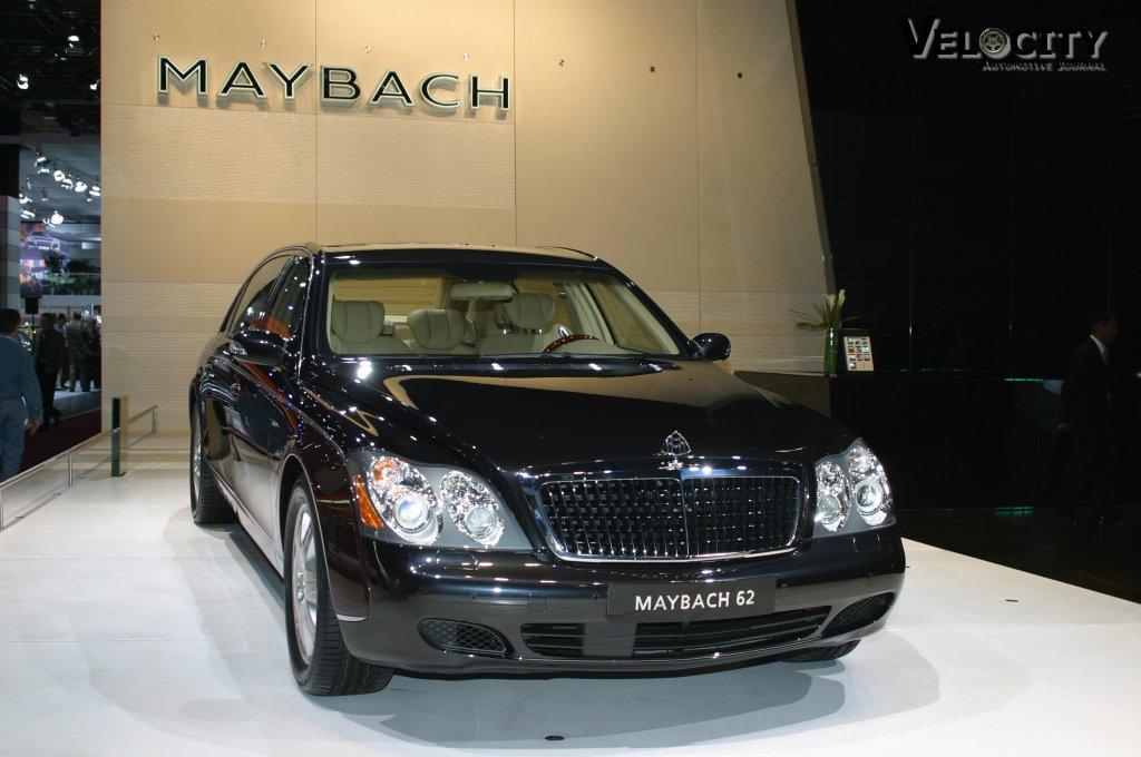 2004 Maybach 62