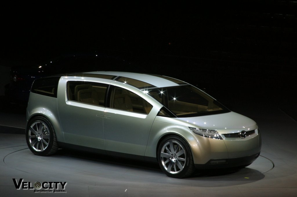 2003 Mazda Washu pictures