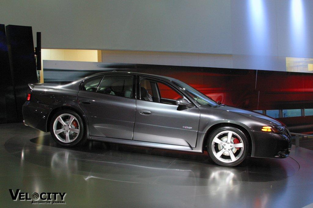 Picture of 2002 Pontiac Bonneville GXP