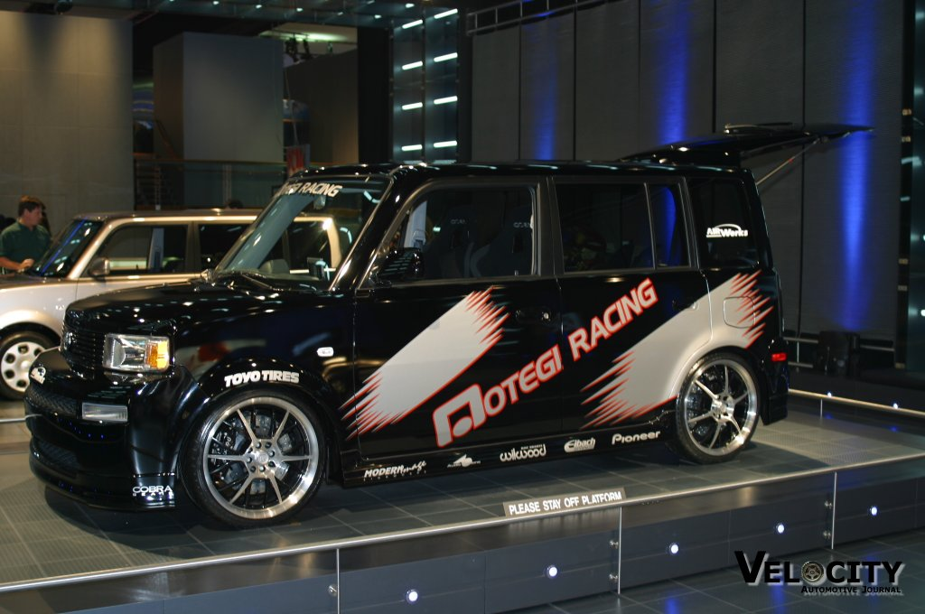 2002 Scion xB show car