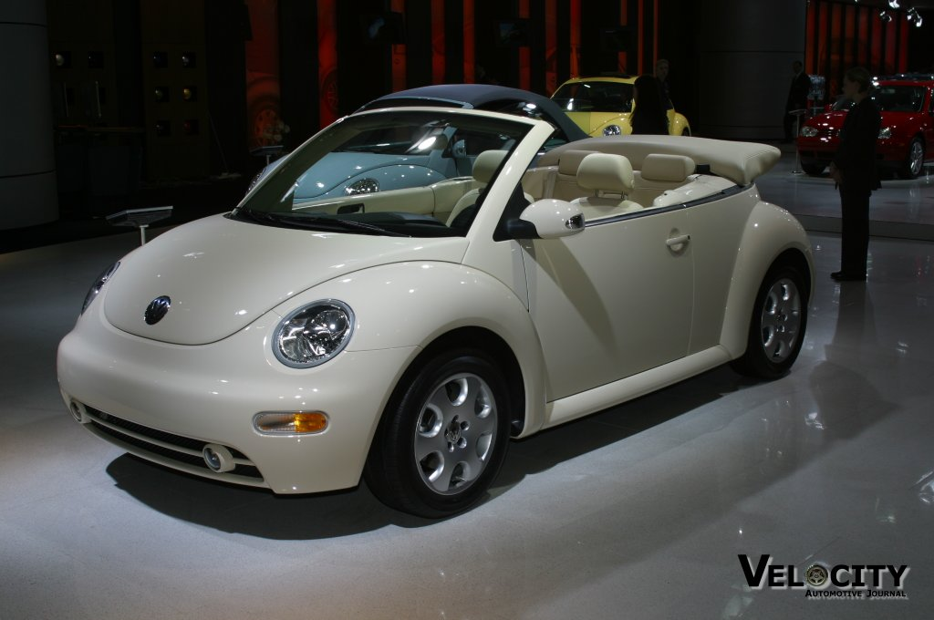 Mode emploi new beetle cabriolet