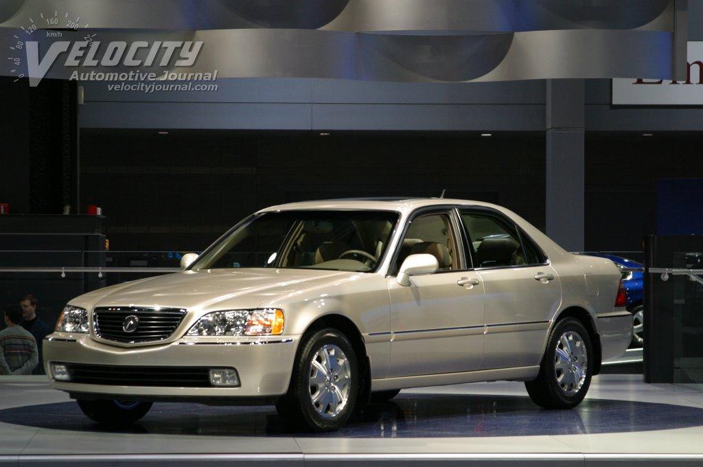 2004 Acura 3.5 RL